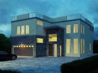 House design In Malibu, CA S3DA Design Single family home
