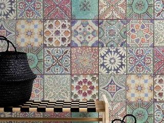 TapetenStudio.de Mediterranean style walls & floors