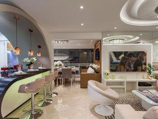 Designer de Interiores e Paisagista Iara Kílaris Salon moderne