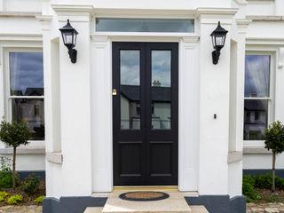 Heritage Window Replacement Marvin Windows and Doors UK Jendela kayu