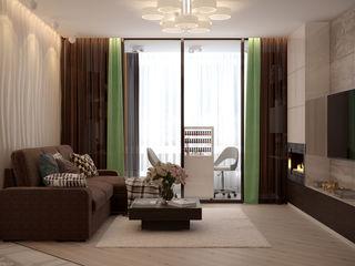 Студия интерьерного дизайна happy.design Salones modernos