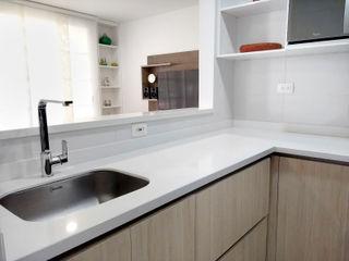 Remodelar Proyectos Integrales Cocinas equipadas Derivados de madera Acabado en madera