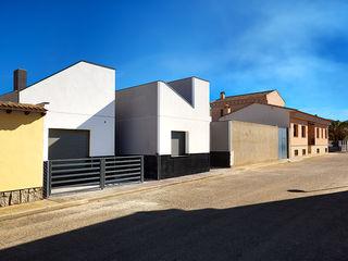 OOIIO Arquitectura Small houses ДСП Білий