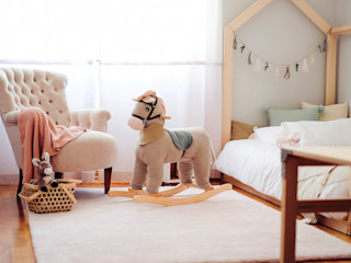 YS PROJECT DESIGN Kinderzimmer Mädchen