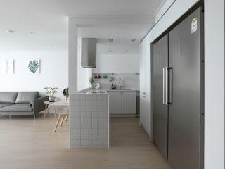 카멜레온디자인 Modern Kitchen