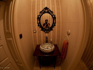 Cerames 식민지스타일 욕실 세라믹