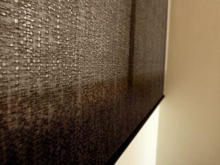 老屋改造!用捲簾隔出舒適的和室 MSBT 幔室布緹 窗戶與門百葉窗與捲簾 Brown