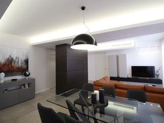 Giuseppe Rappa & Angelo M. Castiglione Salas de estilo moderno
