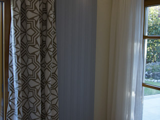 T-raumKONZEPT - Interior Design im Raum Nürnberg Вітальня Залізо / сталь Металевий / срібло