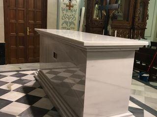 Arte Sacro Mabello Pasillos, vestíbulos y escaleras de estilo clásico