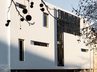 GSQUARED architects Minimalist house