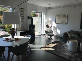Cocooninberlin 客廳壁爐與配件