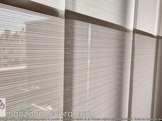 Manzanodecora 창문 & 문블라인드 & 셔터 그레이