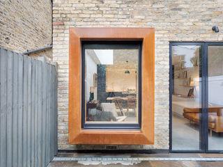 A House in Brixton, 2018 TAS Architects Moderne Häuser