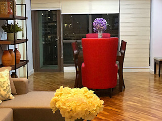 SNS Lush Designs and Home Decor Consultancy Eclectic style dining room
