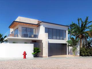 CODIAN CONSTRUCTORA Rumah Modern White