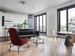 Studio Laas غرفة المعيشة