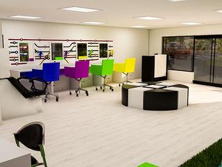Sixty9 3D Design Powierzchnie handlowe