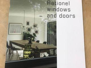 Rationel - Windows & Doors Building With Frames Modern Windows and Doors