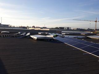 MSP ENERGY SOLUTIONS LDA Торгові центри Алюміній / цинк Металевий / срібло