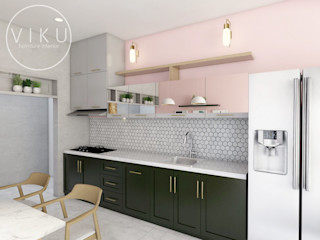 viku 廚房 Pink