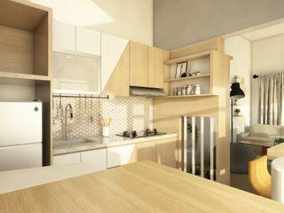 viku 現代廚房設計點子、靈感&圖片