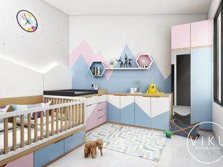 viku 臥室 Multicolored