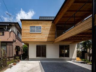 中山大輔建築設計事務所/Nakayama Architects Wooden houses