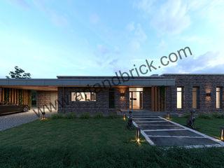 Архитектурное бюро Art&Brick Single family home
