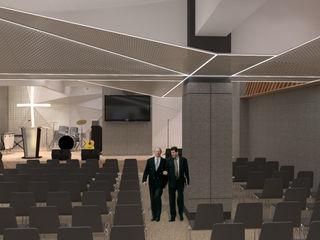 TIES Design & Build Медіа-зал