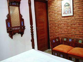 Maayish Architects Petites chambres Rouge
