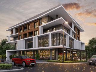 ANTE MİMARLIK Terrace house