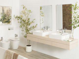 Placer Natural BARASONA Diseño y Comunicacion Baños de estilo clásico