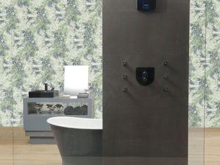 Fusion Chic BARASONA Diseño y Comunicacion Baños de estilo ecléctico
