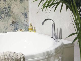 Wild bath BARASONA Diseño y Comunicacion Baños de estilo mediterráneo