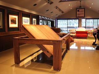 Spartan Rollover Pool / Dining Table Designer Billiards Dining roomTables Wood