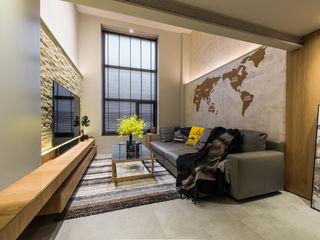 竹村空間 Zhucun Design Living room