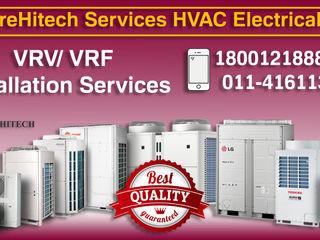 VRF / VRV AC Dealers in Delhi/NCR,India 사무실 파랑