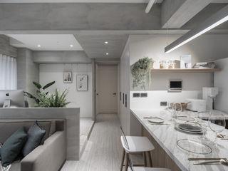 木介空間設計 MUJIE Design Modern Living Room