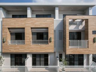木介空間設計 MUJIE Design Terrace house