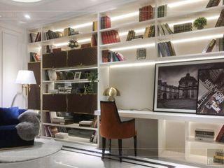 ICON INTERIOR Estudios y despachos de estilo clásico