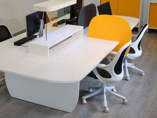 FERCIA - Furniture Solutions BureauAccessoires & décorations Bois d'ingénierie Effet bois