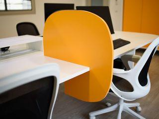FERCIA - Furniture Solutions BureauAccessoires & décorations Bois d'ingénierie Multicolore