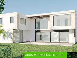 AIDA TRACONIS ARQUITECTOS EN MERIDA YUCATAN MEXICO Casas de estilo clásico