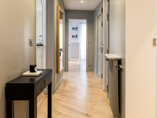 Créateurs d'Interieur 北欧スタイルの 玄関&廊下&階段