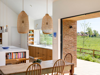Loxley Stables, 2019 TAS Architects Moderne Esszimmer