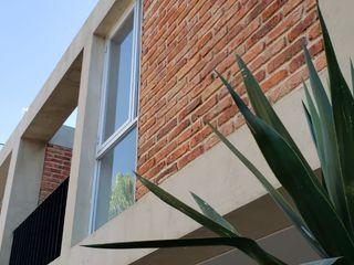 NR Contruccion Terrace house