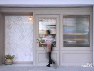 台中 - 美甲 禾廊室內設計 辦公空間與店舖