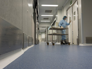 STONHARD Hospitals