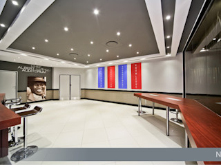 Nuclei Lifestyle Design Modern office buildings